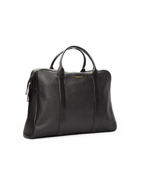 Tributo Black Overnight Bag