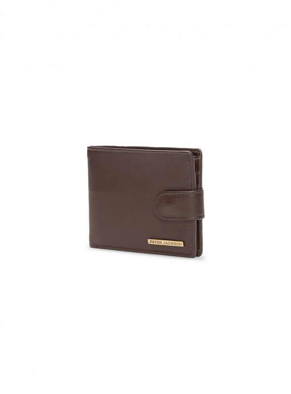Brown Soft-Leather Wallet
