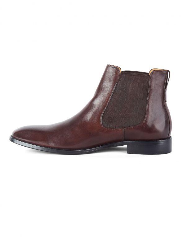 Brown Chelsea Boot