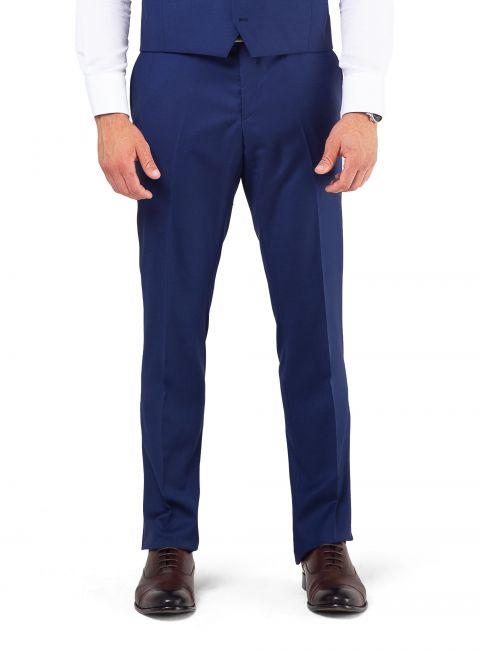 Dexter Jet Blue Trousers