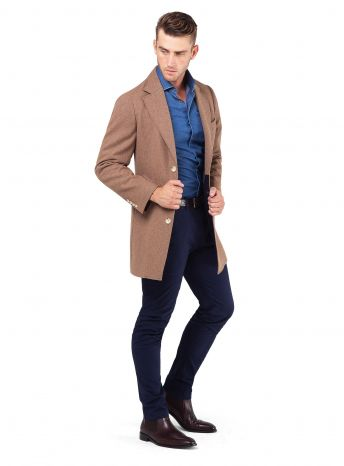 Moritz Camel Overcoat