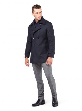 Hunter Charcoal Coat