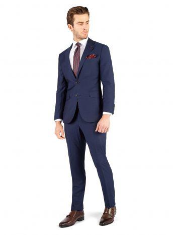 Santino Blue Micro Suit