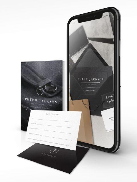 Virtual and Printed Gift Card