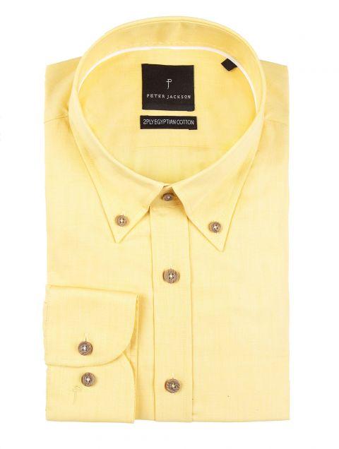 Milan Yellow Shirt