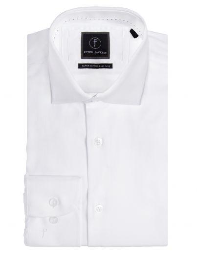 Chevron White Shirt