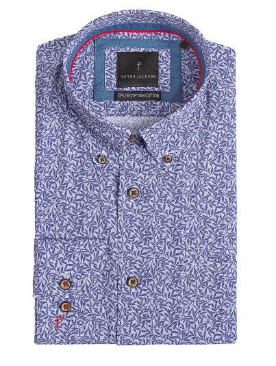 Monza Leaf Texture Shirt